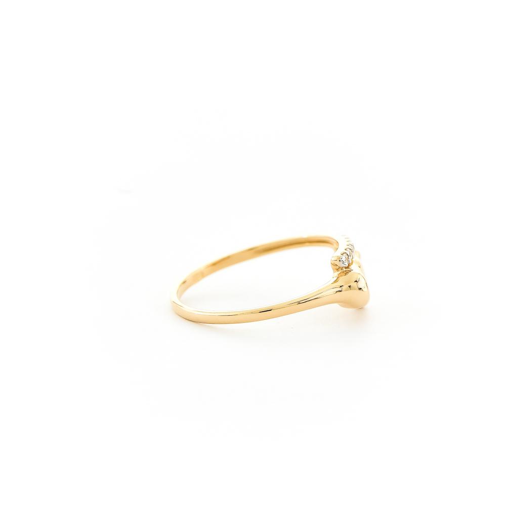 Кольцо «Пяточка»