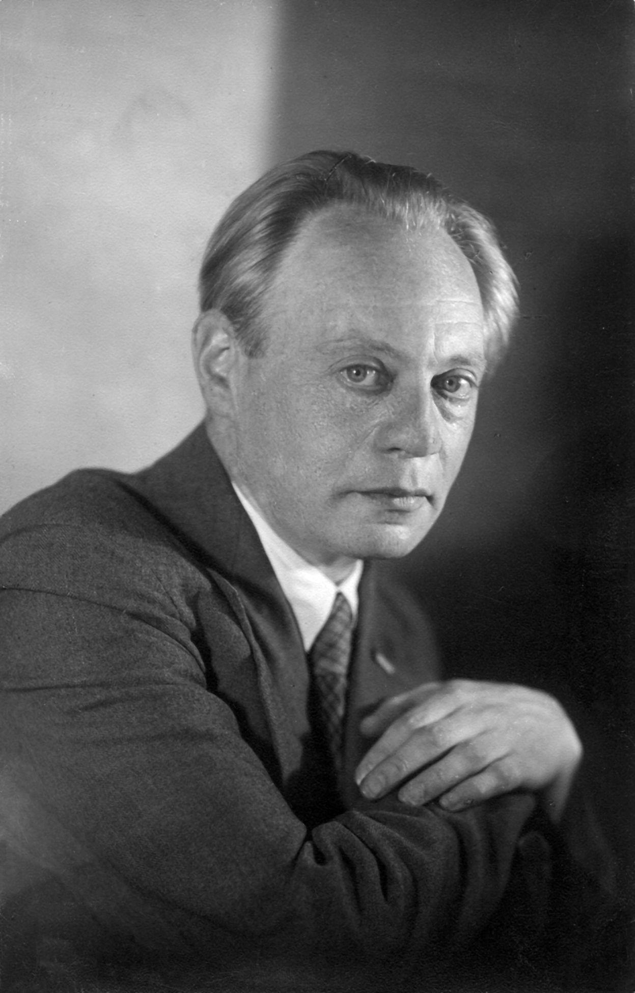 С. Л. Соболь, 1945 г.