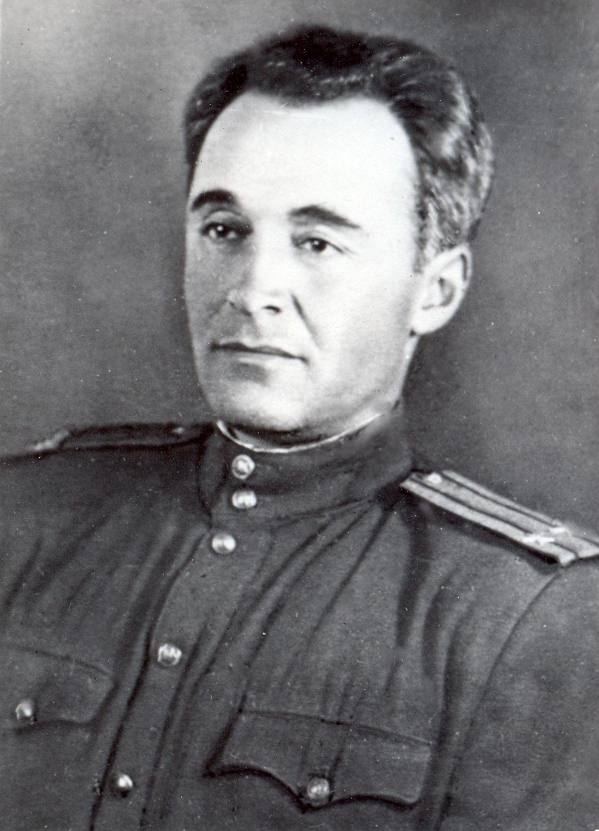 Б. Г. Кузнецов, 1944 (1945?) г.