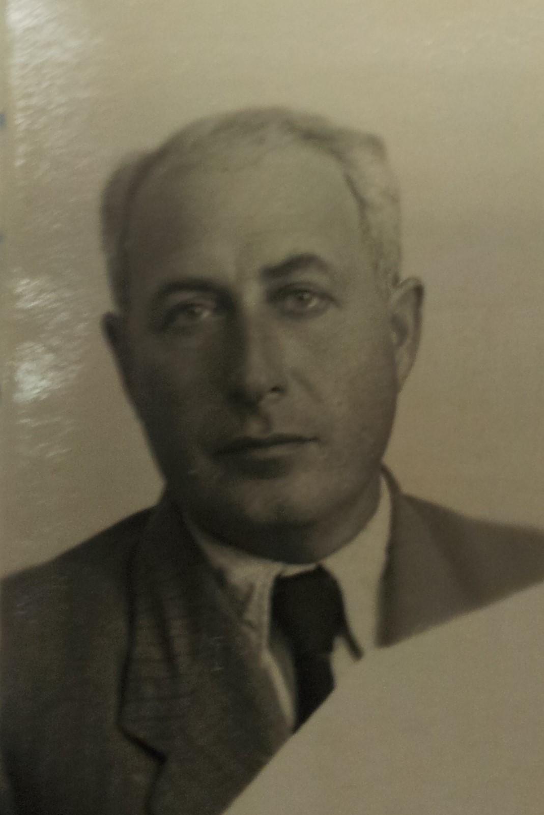 А. П. Юшкевич, 1952 г.