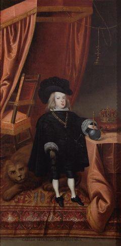 Король Испании Карлос II
