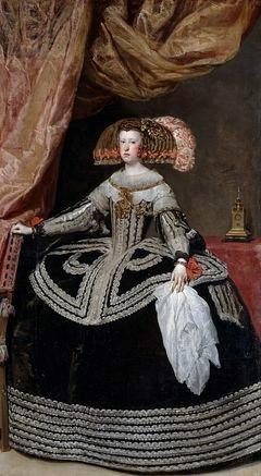 Королева Марианна Австрийская