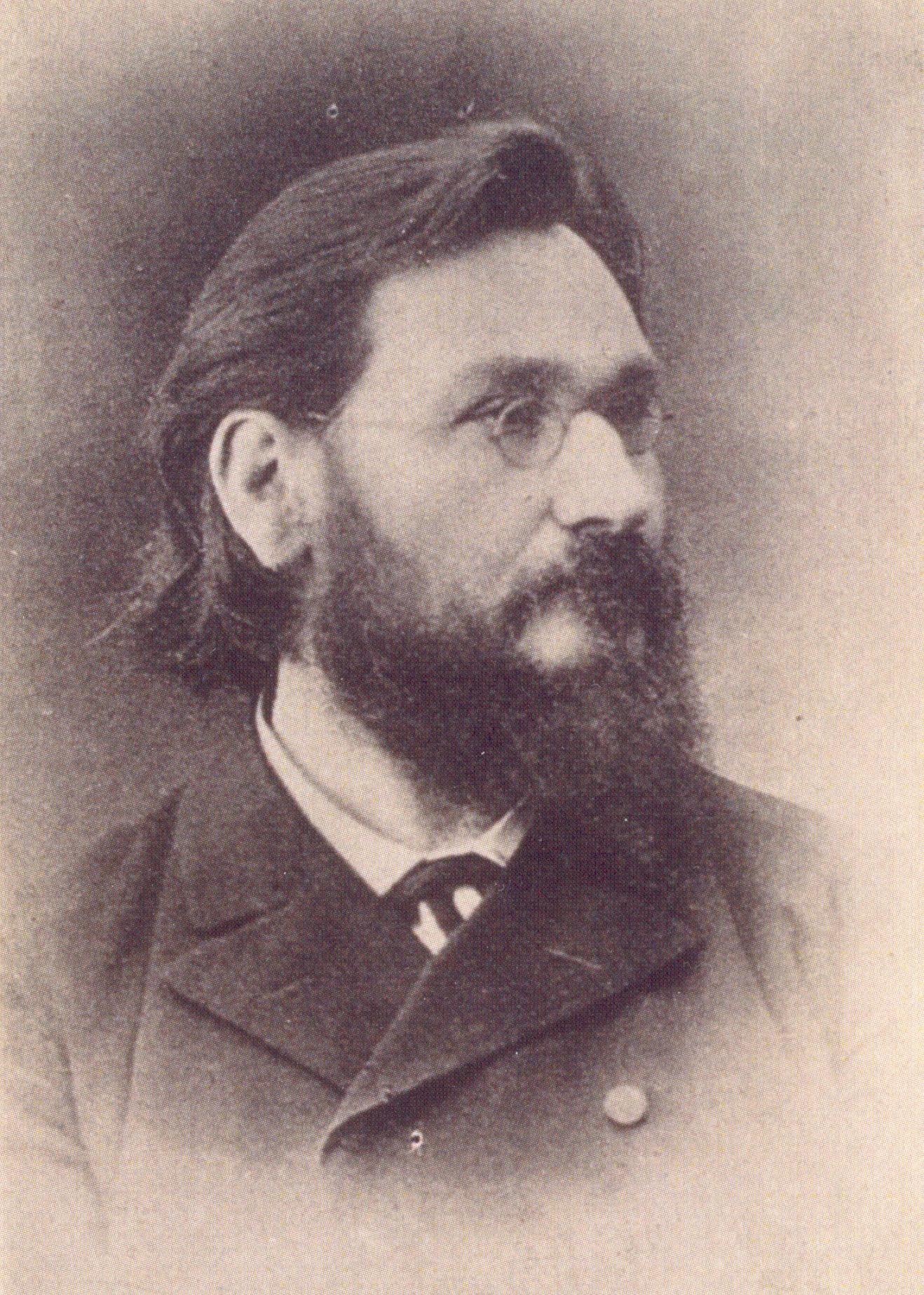 Илья Ильич Мечников, 1880-е гг. Из личного архива С. И. Фокина