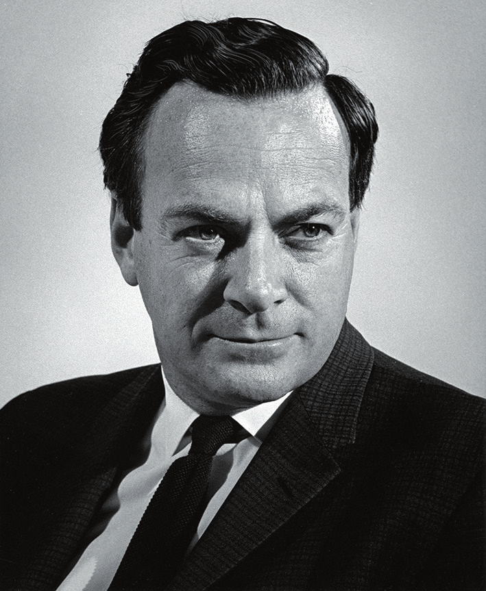 Рис. 1. Ричард Филлипс Фейнман (https://www.britannica.com/biography/ RichardFeynman)