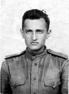 М. А. Красносельский на военной службе