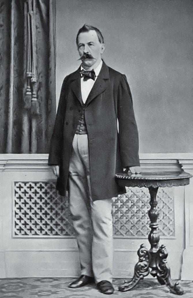 Г. Ф. Лёв (Osten-Sacken. Record of My Life Work in Entomology… 1903. P. 137)