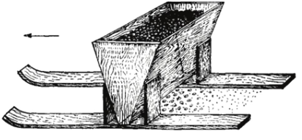Рис. 2. Сеялка Джованни Каваллины