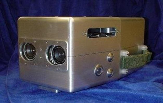 Рис. 1. Внешний вид цифровой видеокамеры ЕRВ-1 (фото ЕКА)