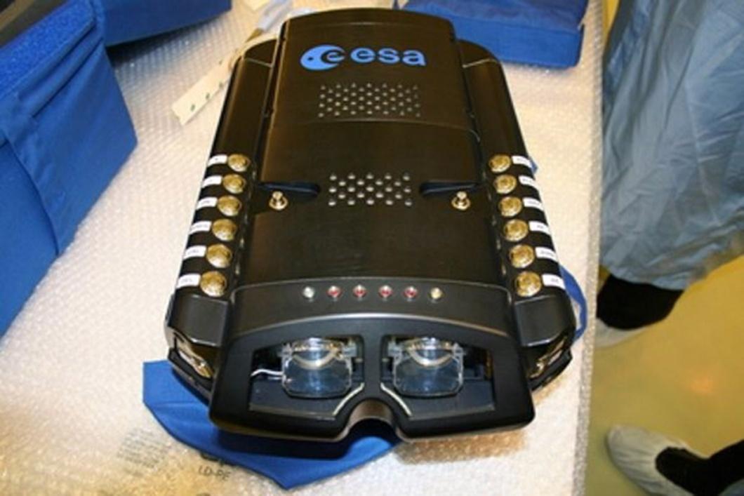 Рис. 3. Цифровая видеокамера ЕRВ-2 (фото ЕКА)