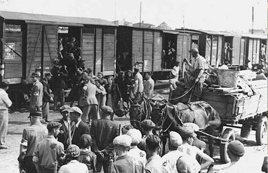 Депортация крымских татар, май 1944 г.