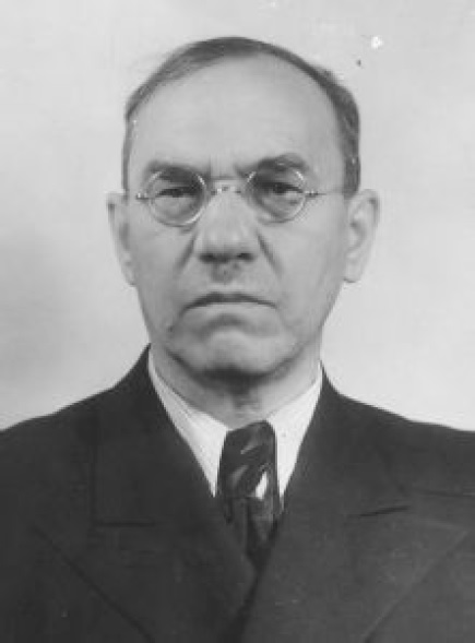 Рис. 1. Михаил Николаевич Тихомиров (1893—1965)