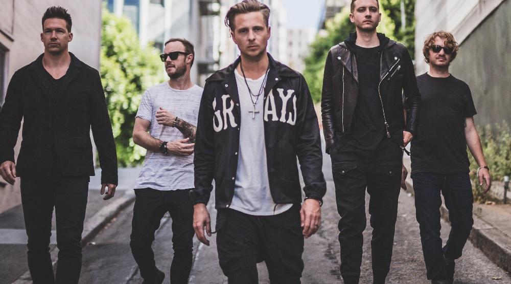 OneRepublic едут с концертами в Россию