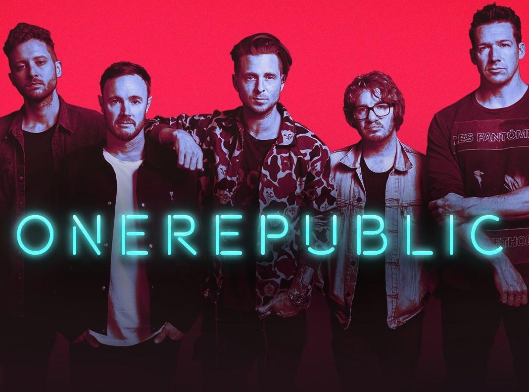 OneRepublic анонсировали свой новый альбом