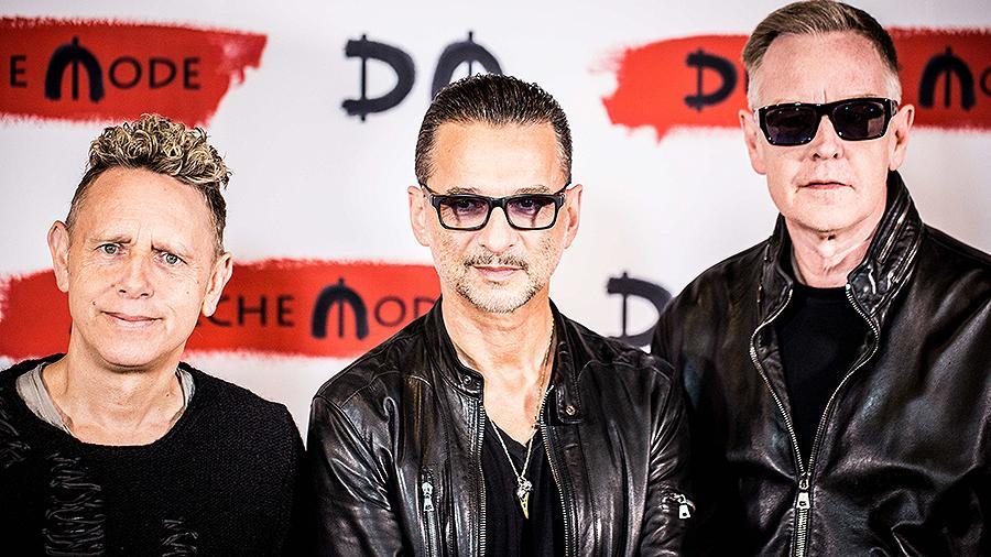 Северную столицу с концертом посетит музыкальный коллектив Depeche Mode