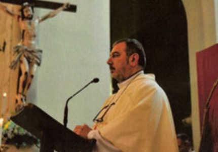 Don Stefano Caprio 25 anniversario del servizio sacerdotale