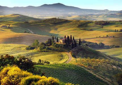 Блики величия: Тоскана
